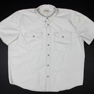 Filson Short Sleeve Button Front Shirt